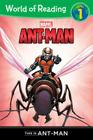 World of Reading: Ant-Man This is Ant-Man: Level 1 Cover Image