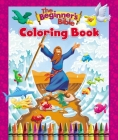 The Beginner's Bible Coloring Book Cover Image