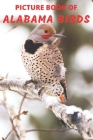 Picture Book of Alabama Birds: Colorful Extra-Large Print Bird Pictures with Names - A Gift/Present Book Idea for Alzheimer's Patients, Seniors with Cover Image