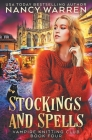 Stockings and Spells: A paranormal cozy mystery Cover Image