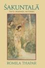 Sakuntala: Texts, Readings, Histories Cover Image