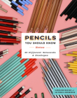 Pencils You Should Know Notes: 20 Different Notecards & Envelopes (Blank Cards with Photographs of Pencils, Pencil Arrangements in a Greeting Card Set) Cover Image