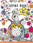 Coloring books for teens: Kawaii Doodle Pattern Inspirational Coloring Books for Adutls Cover Image