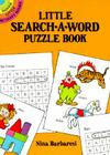 Little Search-A-Word Puzzle Book (Dover Little Activity Books) Cover Image
