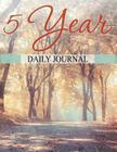 5 Year Daily Journal Cover Image