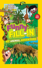 National Geographic Kids Funny Fill-in: My Animal Adventure Cover Image