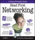 Head First Networking: A Brain-Friendly Guide Cover Image