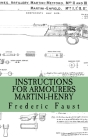 Instructions for Armourers - Martini-Henry: Instructions for Care and Repair of Martini Enfield Cover Image