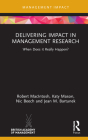 Delivering Impact in Management Research: How Relationships Foster Impactful Outcomes Cover Image