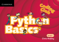 Coding Club Python Basics Level 1 Cover Image