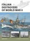 Italian Destroyers of World War II (New Vanguard) Cover Image