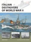 Italian Destroyers of World War II (New Vanguard) Cover Image
