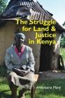 Struggle for Land and Justice in Kenya (Eastern Africa #49) Cover Image