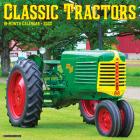 Classic Tractors 2022 Wall Calendar Cover Image