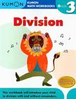 Division Grade 3 (Kumon Math Workbooks) Cover Image