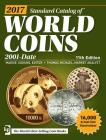 2017 Standard Catalog of World Coins, 2001-Date Cover Image