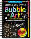 Scratch & Sketch Bubble Art Cover Image