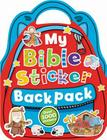My Bible Sticker Backpack Cover Image