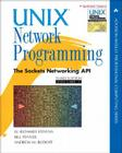 Unix Network Programming: The Sockets Networking API (Addison-Wesley Professional Computing) Cover Image