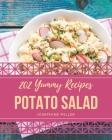 202 Yummy Potato Salad Recipes: A Timeless Yummy Potato Salad Cookbook Cover Image