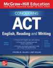 McGraw-Hill Education Conquering ACT English, Reading, and Writing, Fourth Edition Cover Image