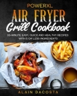 PowerXL Air Fryer Grill Cookbook Cover Image