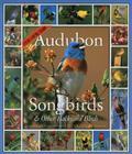 Audubon 365 Songbirds & Other Backyard Birds Wall Calendar 2005 Cover Image