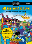 The Beatles Nerd Search: All You Nerd is Love: A Yellow Submarine Puzzle Book Cover Image