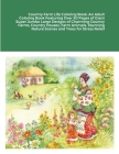 Country Farm Life Coloring Book: An Adult Coloring Book Featuring Over 30 Pages of Giant Super Jumbo Large Designs of Charming Country Farms, Country Cover Image