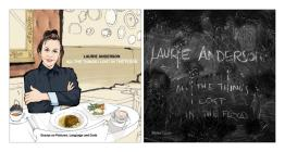 Laurie Anderson: All the Things I Lost in the Flood Cover Image