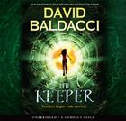 The Keeper (Vega Jane, Book 2) (Audio Library Edition) Cover Image