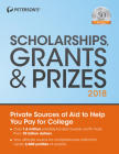 Scholarships, Grants & Prizes 2018 Cover Image