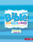 Bible Skills, Drills, & Thrills: Blue Cycle - Grades 4-6 Activity Book Cover Image