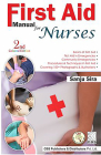 First Aid Manual for Nurses Cover Image