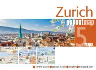 Zurich Popout Map (Popout Maps) Cover Image