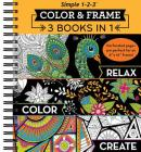 Color and Frame 3 in 1 Relax Color Create Cover Image