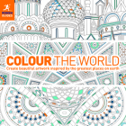 Color the World: Create beautiful artwork inspired by the greatest places on Earth Cover Image