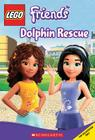 LEGO Friends: Dolphin Rescue (Chapter Book #5) Cover Image