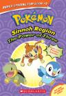 The Power of Three / Ancient Pokémon Attack (Pokémon Super Special Flip Book: Sinnoh Region / Hoenn Region) Cover Image