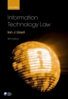 Information Technology Law Cover Image