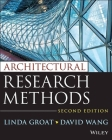 Architectural Research Methods Cover Image