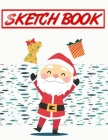 Sketchbook For Watercolor Thoughtful Christmas Gift: Sketch Book Top Spiral Bound Sketchpad For Artist Sketching And Drawing Paper Micro Perforated - Cover Image