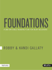 Foundations: A 260-Day Bible Reading Plan for Busy Believers Cover Image