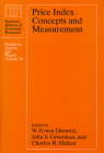Price Index Concepts and Measurement (National Bureau of Economic Research Studies in Income and Wealth #70) Cover Image