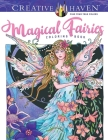 Creative Haven Magical Fairies Coloring Book Cover Image