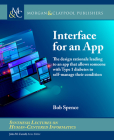 Interface for an App: The design rationale leading to an app that allows someone with Type 1 diabetes to self-manage their condition (Synthesis Lectures on Human-Centered Informatics) Cover Image
