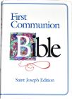 Saint Joseph First Communion Bible-NABRE Cover Image