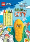LEGO(R) City: Color the City (Coloring Books with Covermount) Cover Image