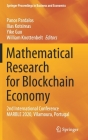 Mathematical Research for Blockchain Economy: 2nd International Conference Marble 2020, Vilamoura, Portugal (Springer Proceedings in Business and Economics) Cover Image