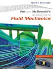 Fox and McDonald's Introduction to Fluid Mechanics Cover Image